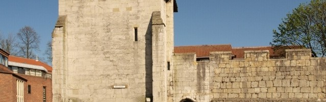 Fishergate Postern Tower – Detailed Plans