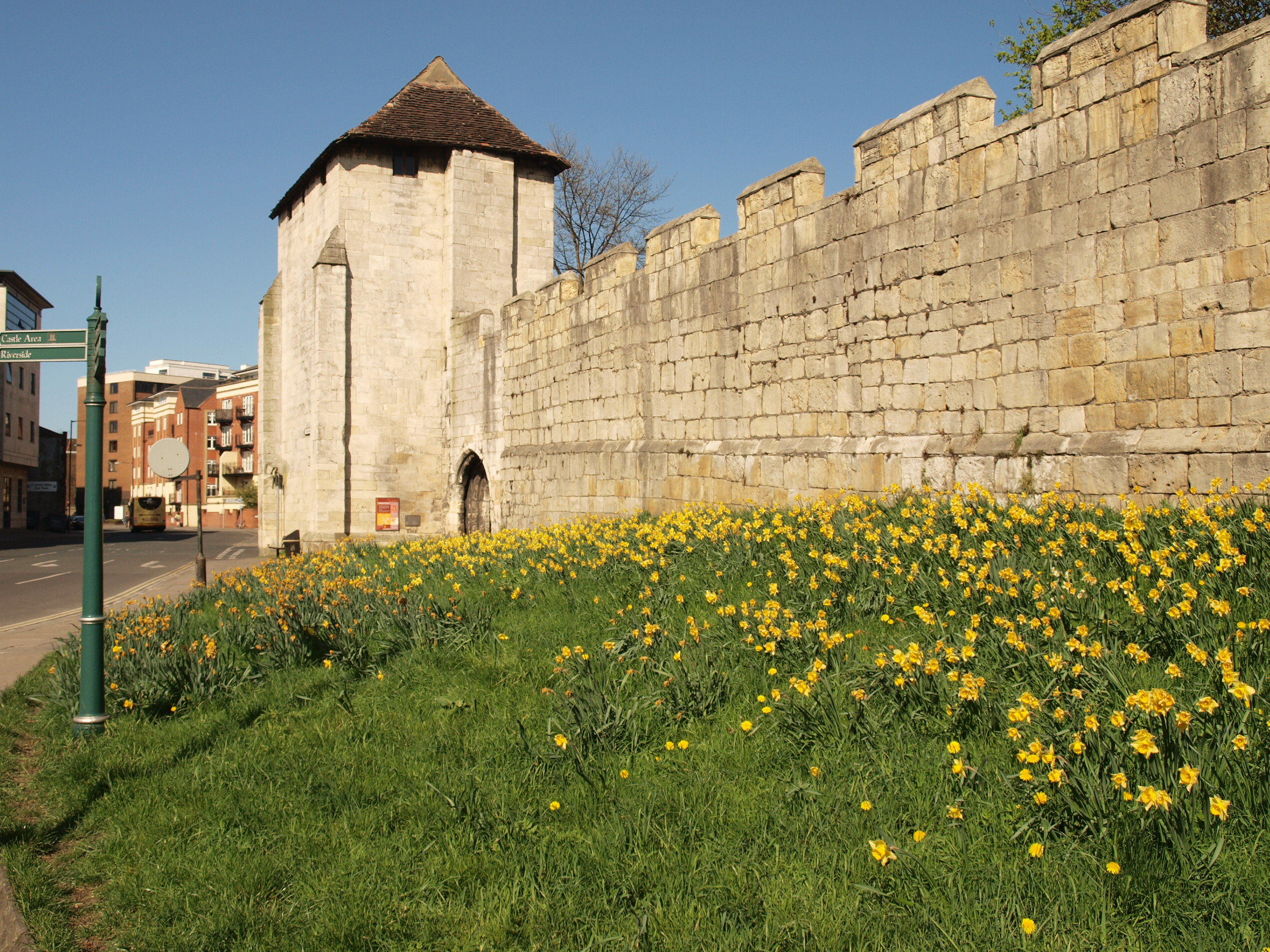 Friends of york walls cio charitable incorporated Wall pictures