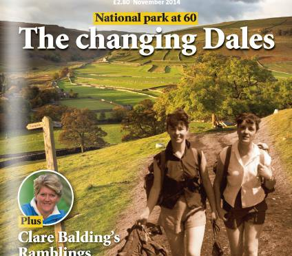 Friends featured in Dalesman magazine!