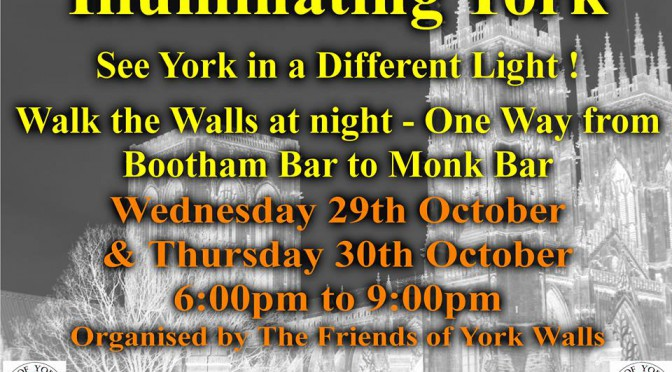 Illuminating York 2014 – See York in a Different Light!