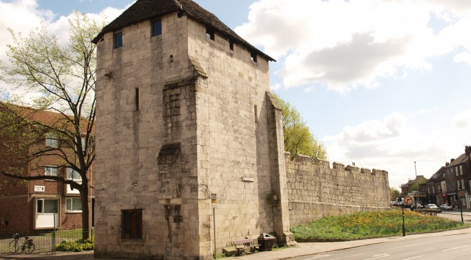 Fishergate Postern Tower 2015 open days