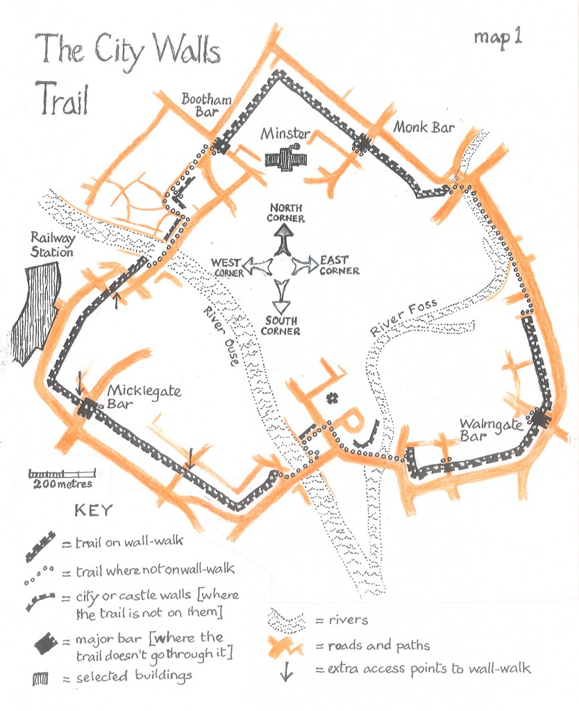 Trail map 1