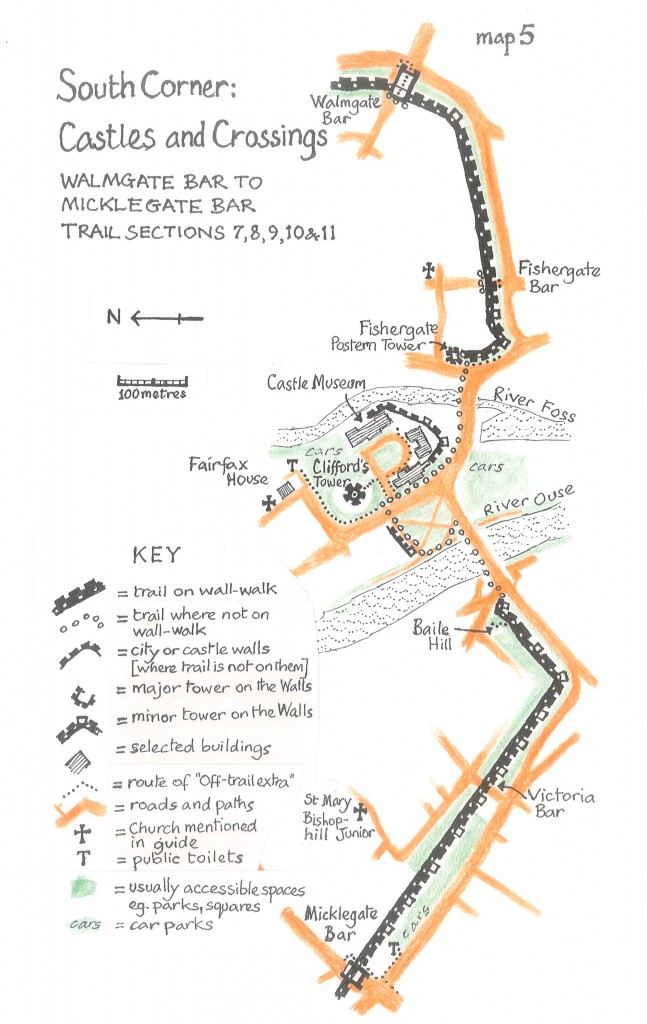 Trail map 5