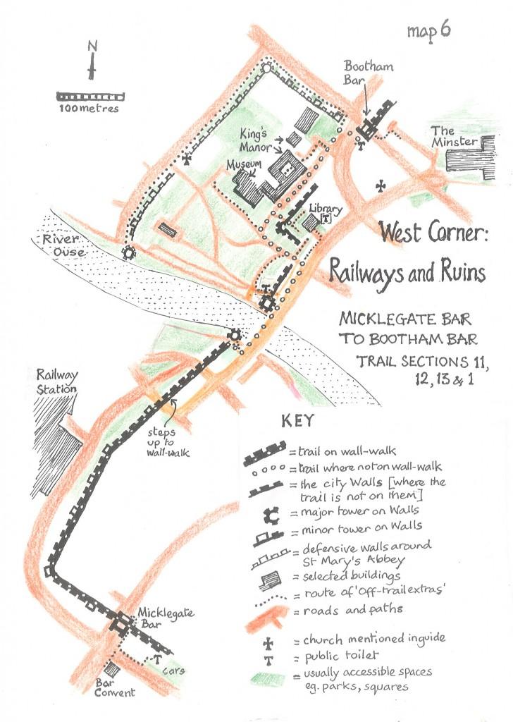 Trail map 6